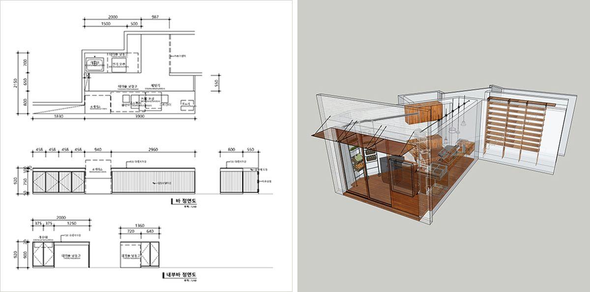 인테리어 설계, 디자인